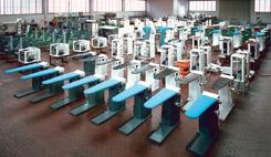 промышленное гладильное оборудование Ghidini